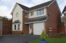 Detached home in Llys Y Parc, Gilfach...