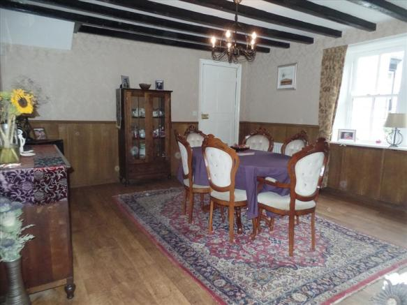 ADDITIONAL dining room photo