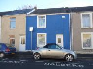Terraced house to rent in Clarence Street, Swansea...