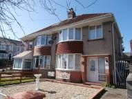 4 bedroom semi detached home to rent in St Albans Road, Brynmill...