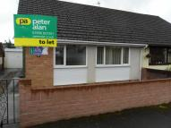 2 bedroom Semi-Detached Bungalow in Lindsay Close, Pencoed...