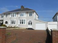 3 bedroom semi detached house in Bryntirion Hill...