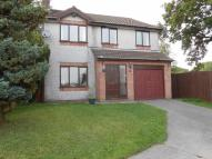 4 bedroom Detached house in Taliesin Close, Pencoed...