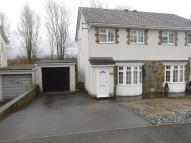3 bedroom semi detached home for sale in Ty Gwyn Drive, Brackla...