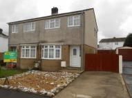 3 bedroom semi detached home for sale in Georgian Way, Brackla...