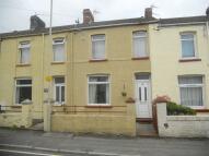 Terraced home to rent in Cemetery Road, Bridgend