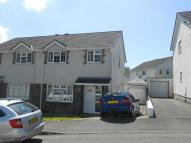 3 bed semi detached home in Ty Gwyn Drvie, Brackla...