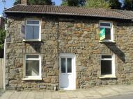 End of Terrace property in Llewellyn Street...