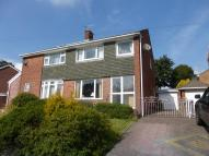 semi detached house in Lon Y Waun, Caerphilly