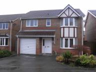 Detached property in Half Acre Court...