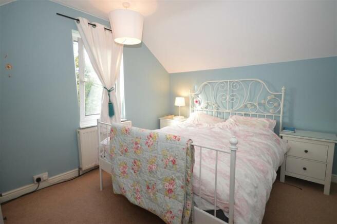 Top Floor Bedroom 1