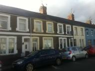 4 bed Terraced property in Inverness Place, Roath...