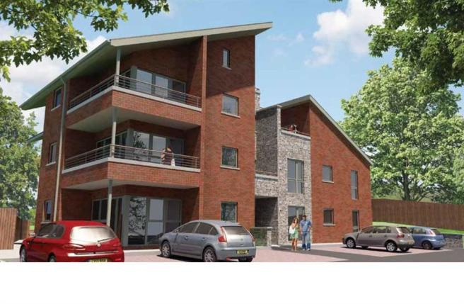 2 bedroom penthouse for sale in Ty Gwyn Road, Penylan, Cardiff, CF23