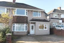 3 bed semi detached house in Turnham Green, Penylan...
