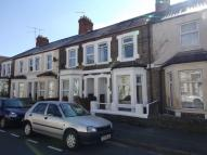 Terraced house to rent in Alfred Street, Roath...