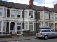 Flat to rent in Monthermer Road, Cathays...