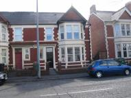 Flat in Marlborough Road, Roath...
