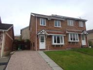 3 bed semi detached house in Cranbourne Way...