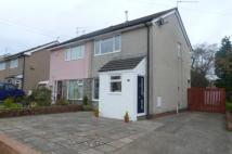 2 bedroom semi detached property for sale in Byron Avenue, Beddau...