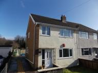 semi detached property in Tyn Y Bryn Road...