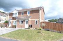 2 bed semi detached home for sale in Coopers Way, Llantrisant