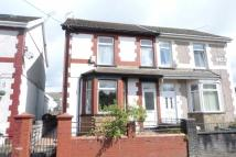 3 bed semi detached home for sale in The Avenue, Tonyrefail...