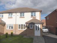 3 bedroom semi detached house to rent in Nant Y Fron, Tonyrefail...