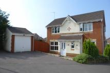 Detached house in Powell Drive, Llanharan...