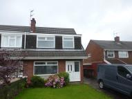 3 bedroom semi detached home for sale in Carswell Place, Beddau...