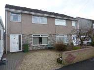 3 bed semi detached property for sale in Maes Trane, Beddau...