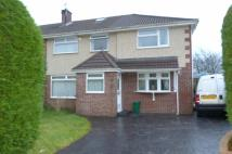 3 bed semi detached home in Caldicott Close...