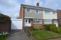 3 bed semi detached property for sale in Carlton Crescent...