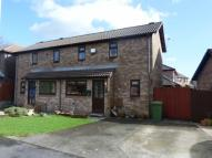 2 bed semi detached property for sale in Pytchley Close...