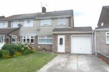 3 bed semi detached home in Calderton Road...