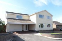 Detached house in Heol Tir Coch...