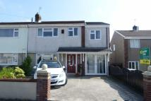 4 bed semi detached property in Queens Drive...