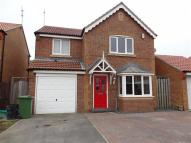 4 bedroom Detached property in CHERRY GROVE, SEAHAM...