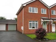 semi detached house in Kynaston Drive, Wem, SY4
