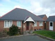 Detached Bungalow for sale in Maldwyn Way, Montgomery...