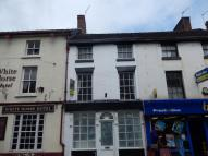 2 bed Maisonette to rent in 46A High Street, Wem, SY4