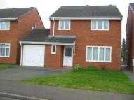 4 bed Detached home to rent in 36 Barleyfields, Wem...