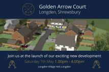 3 bedroom new home in Golden Arrow Court...