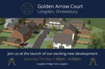 new house in Golden Arrow Court...