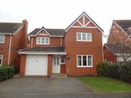 4 bed Detached home to rent in Swain Close, Wem, SY4