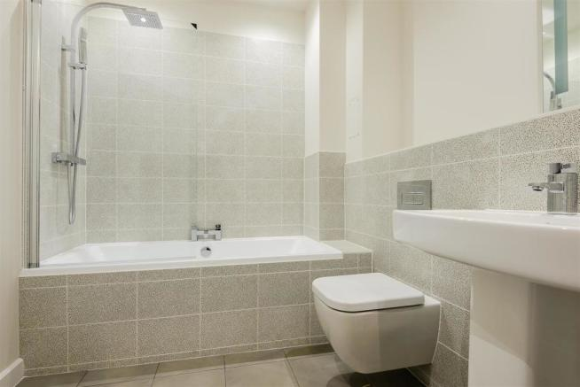 Sample Bathroom for