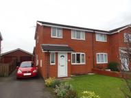 semi detached property in Pyms Road, Wem, SY4