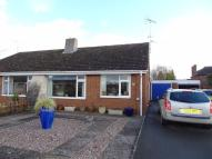 Semi-Detached Bungalow in Roden Grove, Wem, SY4