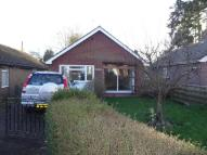 Detached Bungalow for sale in Barnard Street, Wem, SY4