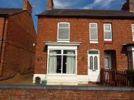 2 bed semi detached home for sale in Station Road, Wem, SY4