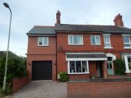 4 bedroom semi detached property for sale in Aston Road, Wem, SY4